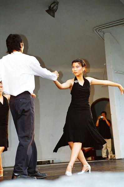 惠方的Tango