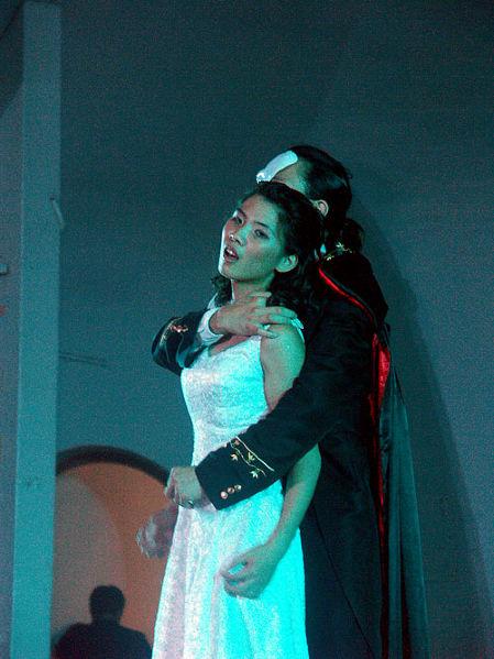 惠方的歌劇魅影
