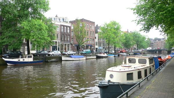 阿姆斯特丹-隨處一角