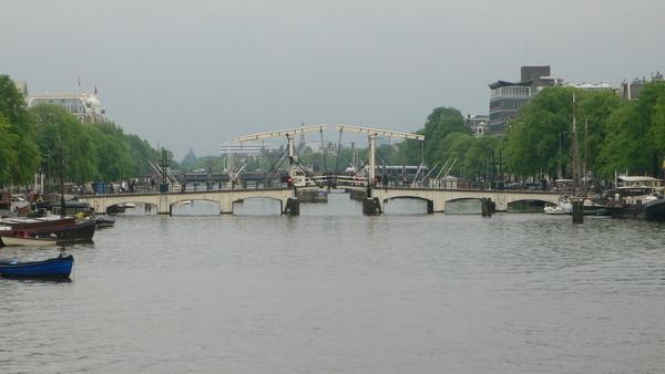 阿姆斯特丹-木造橋