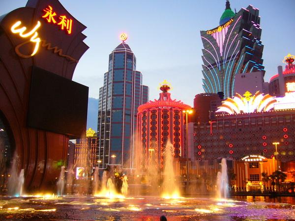 慢慢有Asia Vegas的味道