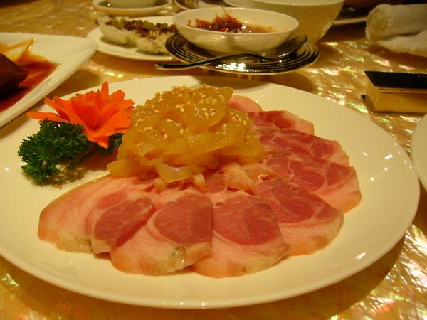 海哲拼什麼肉的