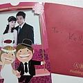 好朋友Edward要結婚了,這個曾經是同事、後來成為我的保險業務,認識10年的朋友!