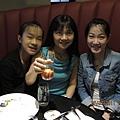 2011/7/27與相識17年的高中烹飪老師及女兒到帕莎蒂娜法式餐酒館享用午餐!