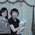 """2/10 大姊與娜妮共同的生日喔~ 生日禮物是和哥哥、二姊一起合送的日本超耐用""""kinoshohampu""""帆布包包。生日快樂!!"""