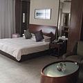杭州的飯店,大又舒適