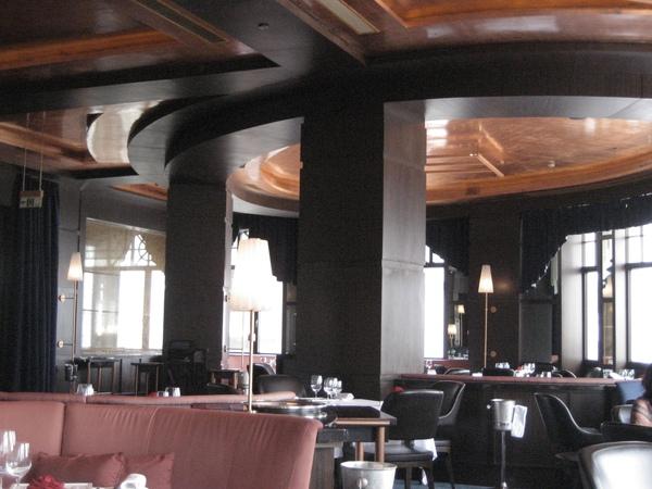 餐廳內佈置很棒