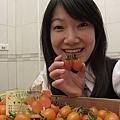 1/31 終於等到宇宙無敵好吃的小番茄,感謝 神!當然也感謝鈺婷姊姊幫我排訂單,我們都很幸運!