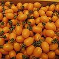 等很久的番茄,果然沒讓我失望,打開剎那很驚豔,顆顆形美、飽滿、光滑、乾淨。