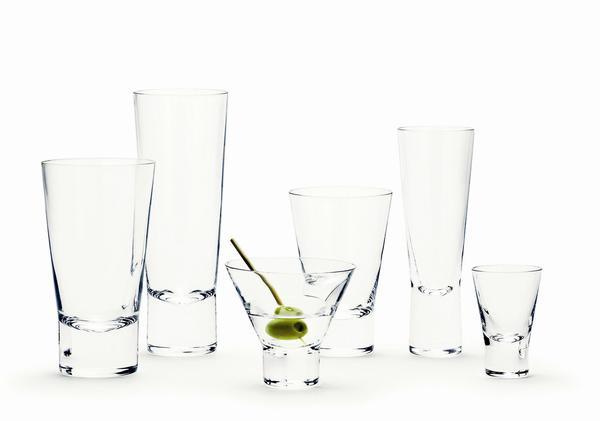 Iittala Aarne o.f.玻璃杯組(兩只)