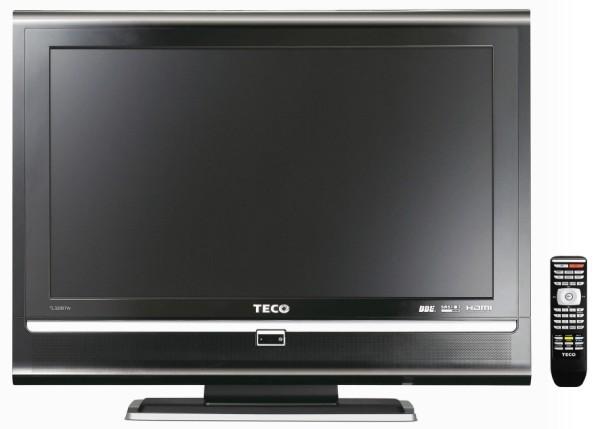 東元42吋高畫質液晶電視TL4288TW
