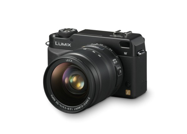 Panasonic DMC-L1 數位單眼相機