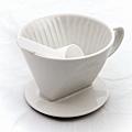 Kalita陶瓷三孔濾杯