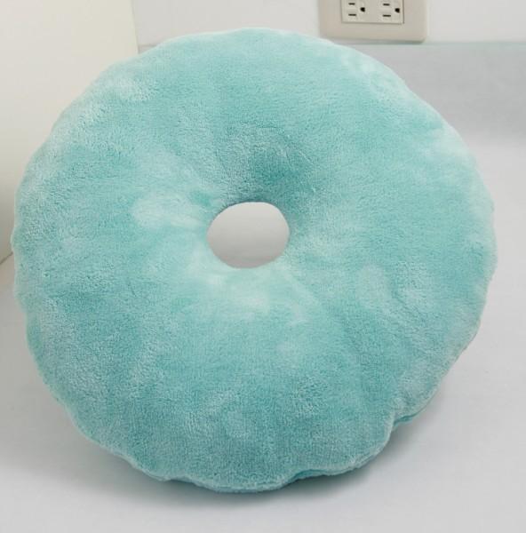 PLAZA絨布甜甜圈坐墊