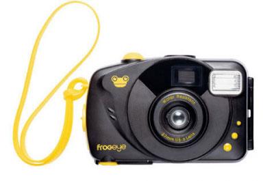 Frogeye水底相機