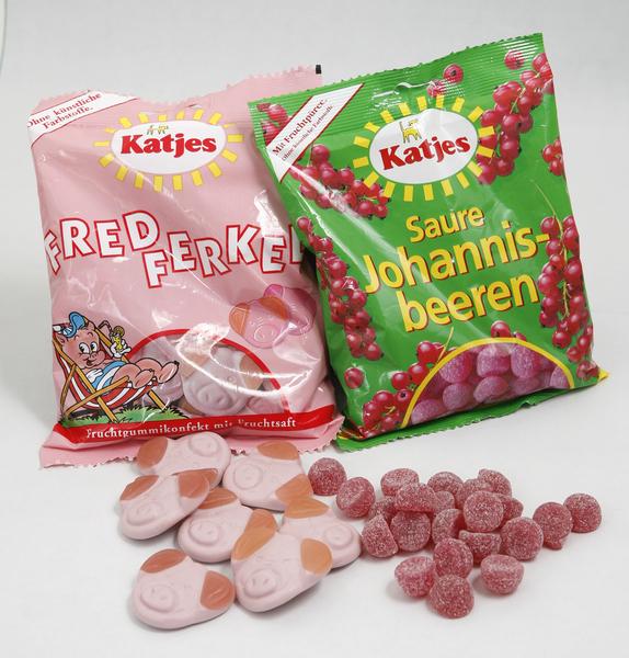 KATJES系列小豬造型軟糖