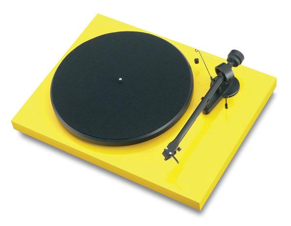 PRO-JECT 的DebutⅢ 黑膠唱盤