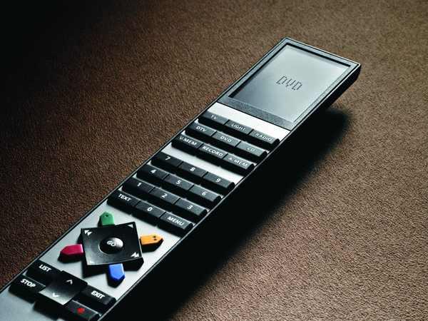 B&O的Beo 4 remote control遙控器