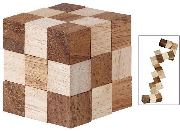 Snake Cube積木