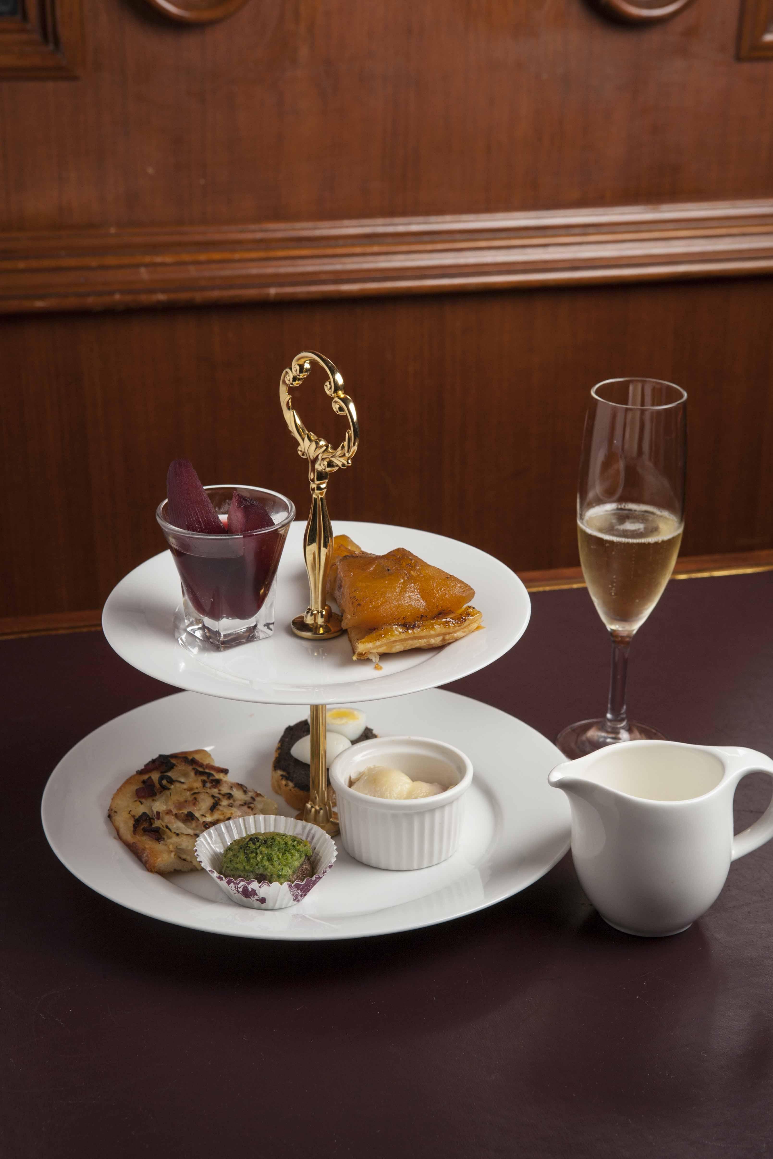 亞都麗緻大飯店巴賽麗廳 法式鄉村經典傳頌宴 午茶套餐