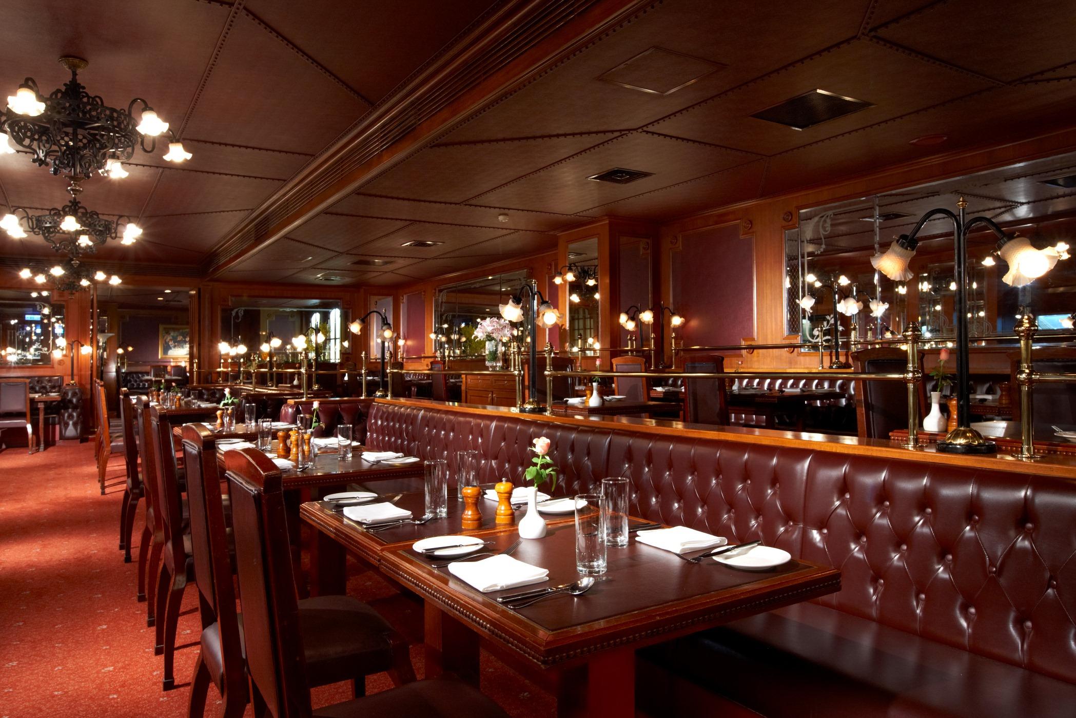 亞都麗緻大飯店巴賽麗廳Brasserie