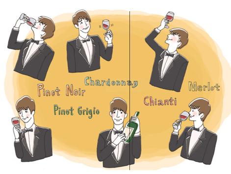 第一次品葡萄酒的10件事!