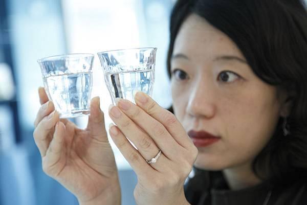 日本首席品水師山中亞希