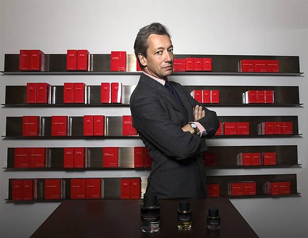 法國香水調香師Frédéric Malle