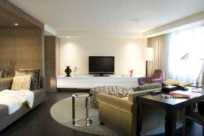 上海JIA HOTEL--Suite_Living_Room