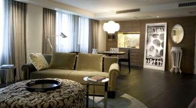 上海JIA HOTEL--Suite_Living_and_Dining