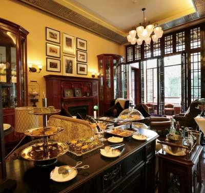 首席公館酒店---餐廳