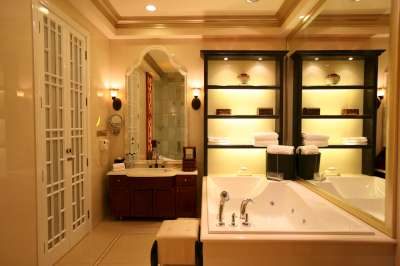 首席公館酒店---浴室