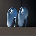 Selfridges Shoe Galleries windows - Lenert and Sander vacuum window - image 1.jpg