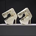 Selfridges Shoe Galleries windows - Lenert and Sander sewing machine window - image 1.jpg