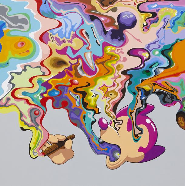 스모킹 SMOKING_acrylic on canvas_120 x 120 cm_2009.jpg