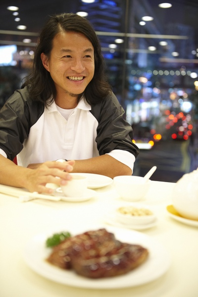 Michael Lau@西苑酒家