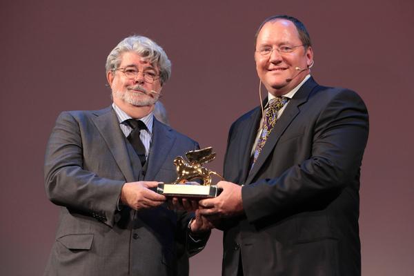 john lasseter獲頒威尼斯終身成就獎