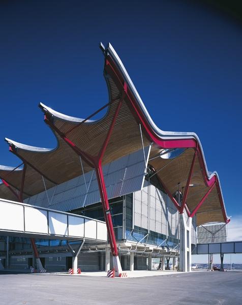 馬德里巴拉哈斯機場  Madrid's Barajas airport - 2.jpg