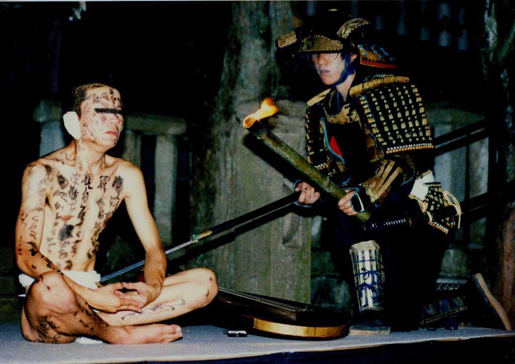 耳なし芳一(神戸市・須磨寺)武者365a.JPG