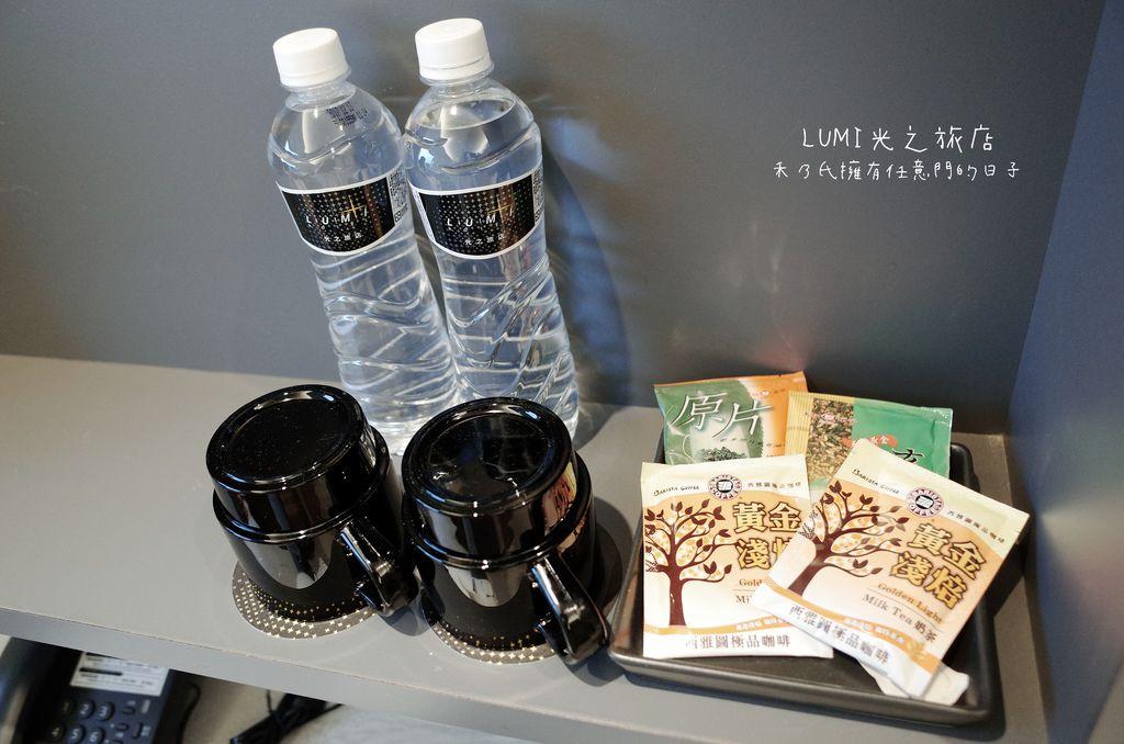 台中光之旅店備品Lumi Hotel