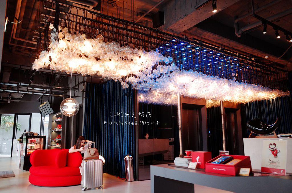 台中光之旅店Lumi Hotel