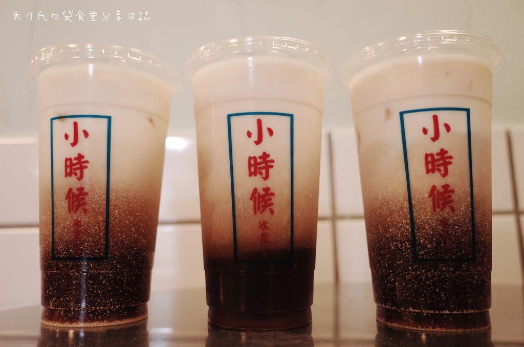小時候冰菓室 傳統鮮奶茶