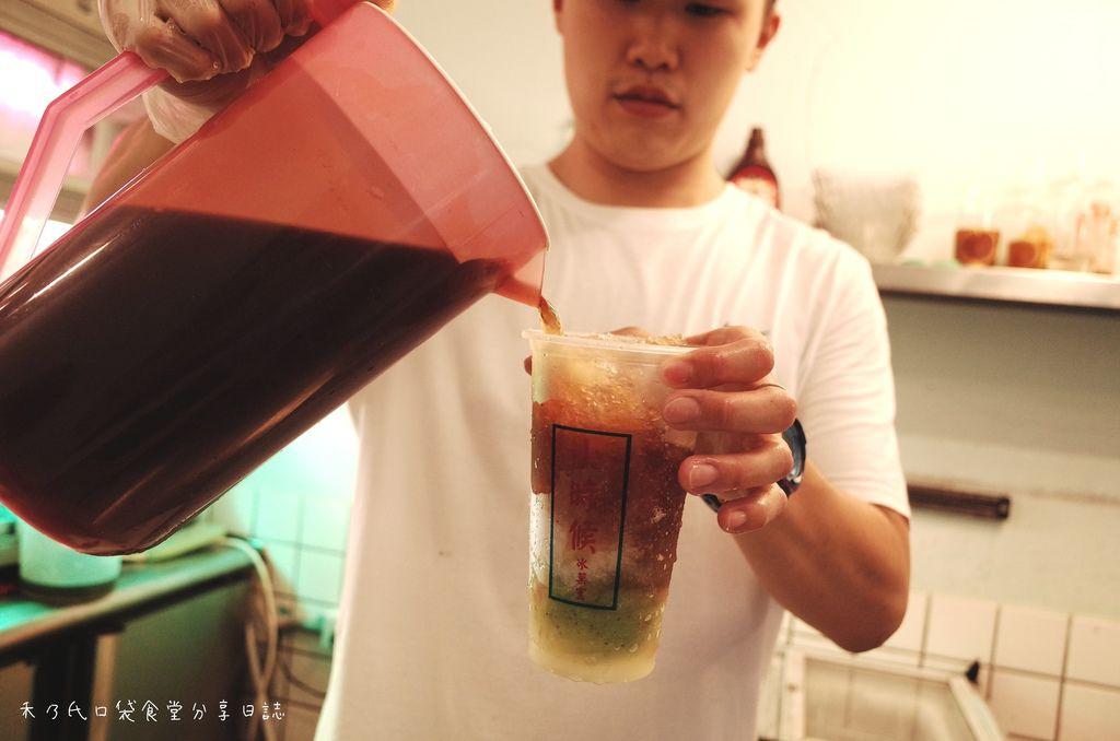 小時候冰菓室 鮮檸檬紅茶