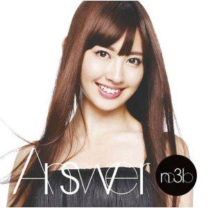 【特典トレーディングカード無し】Answer(初回生産限定盤A)(DVD付).jpeg