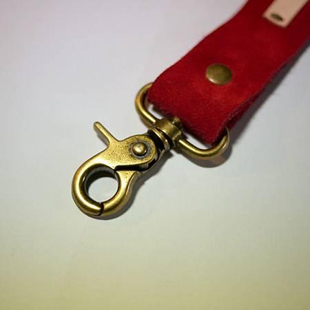 真皮鑰匙圈開罐器