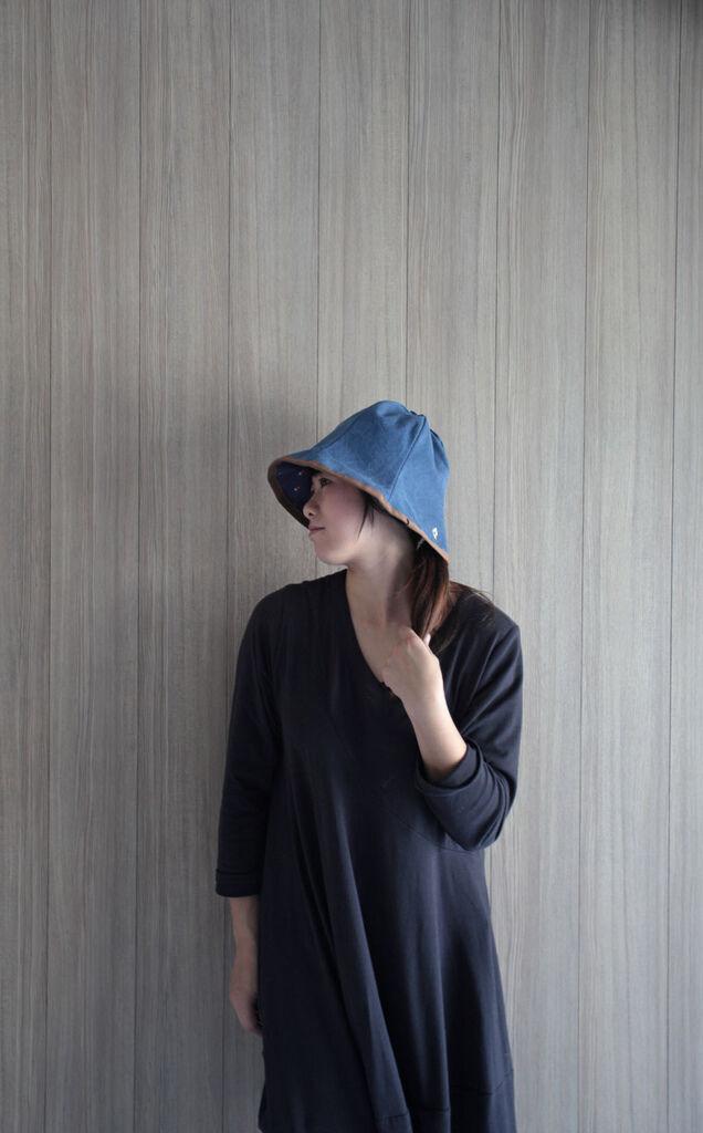 設計師帆布帽