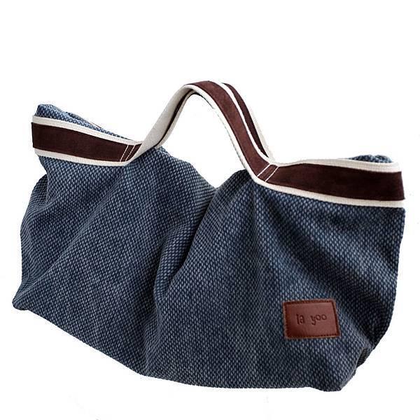 變形旅遊帆布包