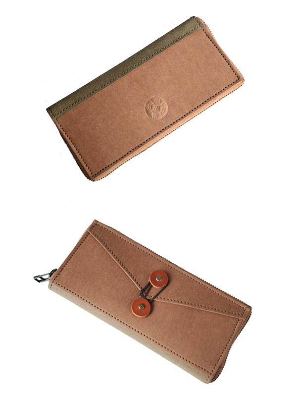 環保紙皮夾 [Envelope from Taiwan] Eco-paper wallet