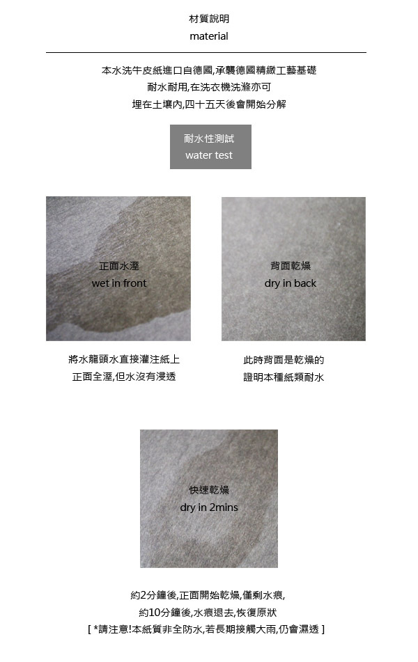 環保紙皮夾  [Envelope from Taiwan] Eco-paper wallet