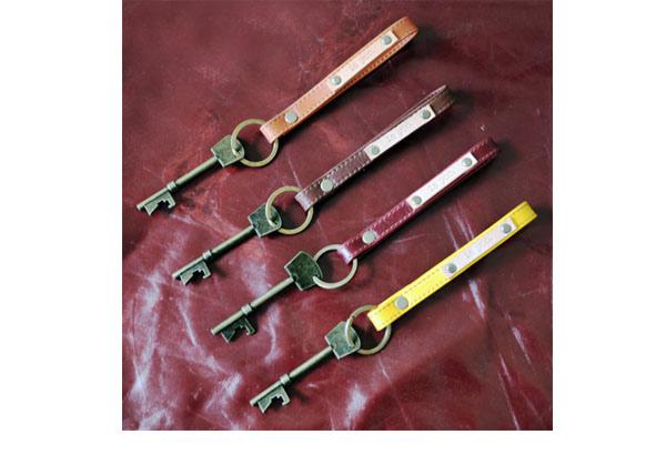 key chain5真皮鑰匙圈